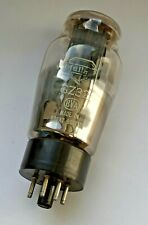 Mullard GZ32 Valve/Tube Halo Getter Used Tested Good (V46)