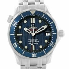 Omega 2222.80.00 Seamaster Men's Stainless Steel Watch