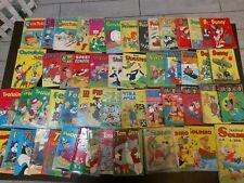 Lotto 54 Fumetti Umoristici Comics Soldino  Tiramolla Felix Picchiarello