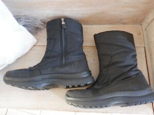 ROMIKA* Winterstiefel Boots Lammfell Herren 44 Romi Tex schwarz robuste Sohle RV