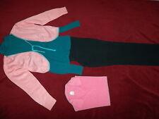 mac jeans schwarz stretch 42/32 plus 3 oberteile kleiderpaket