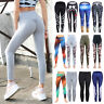 Women Yoga Pants Fitness Leggings Jogging Workout Gym Exercise Sports Trousers