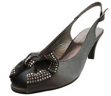 Slingbacks No Pattern Kitten Sandals & Beach Shoes for Women