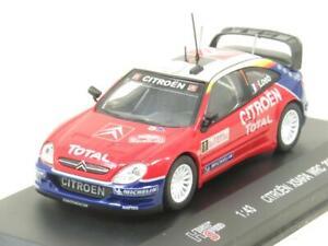 High Speed Diecast Citroen Xsara WRC 2005 1 43 Scale Boxed