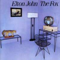 Elton John - The Fox NEW CD