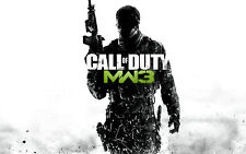 Poster A3 Call Of Duty Modern Warfare 3 Videojuego Videogame Cartel 01
