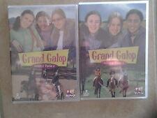 14735 //2 COFFRET DE 2 DVD INTEGRALE GRAND GALOP SAISON 2  NEUF SOUS BLISTER