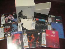 JOHN COLTRANE 9 LP JAPAN REPLICA'S GATE FOLDL LP JACKETS OBI CD LIMITED BOXSET
