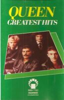Queen .. Greatest Hits .. IMD  Import Cassette Tape