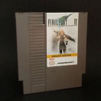 Final Fantasy VII Retro 72 pins 8 bit Game Cartridge Card For Nes Nintendo US
