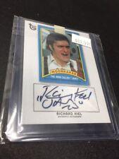 "Richard ""JAWS"" Kiel - Hand Signed Baseball Card - James Bond 007 Autographed"
