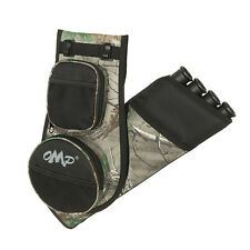 Omp October Mountain Switch Quiver Black/Realtree Xtra Right Hand/Left Hand