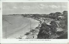 SUTTONS BEACH SCOTTS POINT REDCLIFFE QLD PHOTO POSTCARD