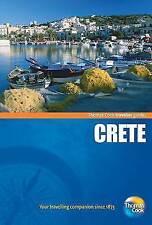 Crete, traveller guides, 4th,Thomas Cook Publishing,Excellent Book mon0000118889