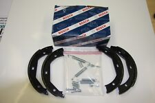 Bosch Handbrake Shoes with Installation Kit Nissan Qashqai, X-Trail Set for Rear
