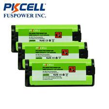 3x Phone Batteries 2.4V 850mAh for Panasonic HHR-P105 HHRP105A TYPE 31 BT-1009