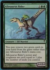 Allosaurus Rider Foil Coldsnap Pld Green Rare Magic Card (Id# 120400) Abugames