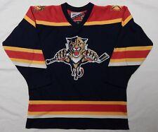Pro Player Florida Panthers Stitched Crest Patches NHL HOCKEY JERSEY Women SZ L