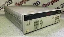 Hewlett Packard 8131a 500mhz Pulse Generator