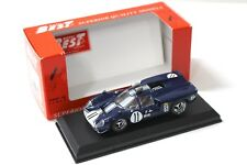 1:43 Best Lola T70 Coupe SEBRING 1968 Dibley #11 with box bei PREMIUM-MODELCARS