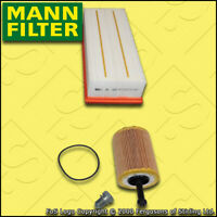 SERVICE KIT for AUDI A3 (8P) 1.9 TDI MANN OIL AIR FILTERS (2003-2012)