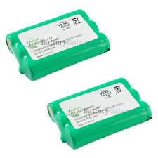 2 NEW Home Phone Battery Pack for AT&T 1231 2231 2419 2420 e1215 e1225 500+SOLD