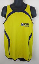 EAFIT University Vest Colombian Retro Basketball Running Jersey L Large