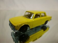 POLISTIL ART RJ46 ALFA ROMEO 2000 BERLINA - YELLOW 1:60? - GOOD CONDITION