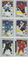 2018 O-Pee Chee Hockey 2nd series (600-650) & Marquee & Retro Marquee Rookie