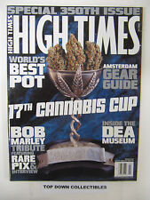 High Times   March  2005  Bob Marley Tribute/17th Cannabis Cup