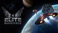 Elite Dangerous PC Steam [KEY ONLY!] (REGION FREE/GLOBAL) FAST DELIVERY!