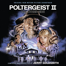 Poltergeist 2 The Other Side - 3 x CD Complete -Limited Edition- Jerry Goldsmith