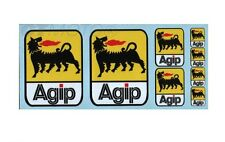 AGIP decals /stickers set, Ducati 748 916 996 998 SS 851 888 +