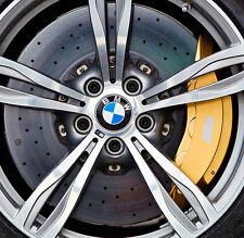 BMW OEM F10 M5 F12 F13 M6 Gold Brembo Carbon Ceramic Brake Retrofit Upgrade Kit