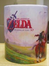 The Legend of Zelda Ocarina of time - Coffee MUG - Link