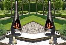 "Buschbeck Design Gartenkamin ""Colorado""160 cm Feuerstelle Feuerkorb Grill Kamin"