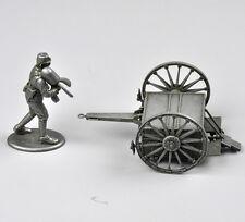 Atlas WWI 1:32 Alloy Diecast ammunition horses chariot Campagnes DE F Collection