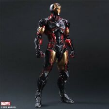 Marvel Comics Square Enix Marvel Universe Variant Play Arts Iron Man Action Figu