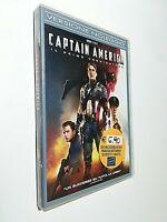 CAPTAIN AMERICA Il Primo Vendicatore - DVD (EX NOLEGGIO)