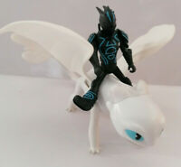 How To Train Your Dragon Hiccup And Lightfury
