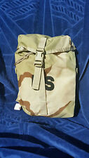 1 NEW DCU SUSTAINMENT POUCH DCU MOLLE 2 USA GI ISSUE IN SEALED BAG!