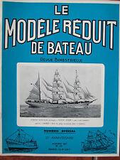 LE MODELE REDUIT DE BATEAU N°138 (oct 1967) N°anniversaire-Chasseur sous-marin