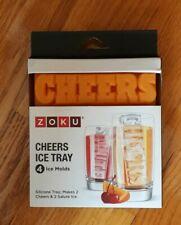 Zoku Cheers Salute Ice Cube Tray