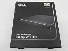 Refurbished LG Ultra Slim Portable Blu-ray/ DVD Writer BP50NB40, No Cord -NR1169
