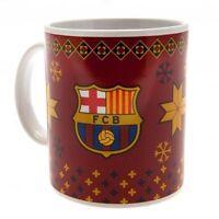 Official Football Club - CHRISTMAS MUG (Ceramic) 9oz (Xmas/Gift/Santa)