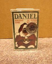 DANIEL NAULT Le Temps Des Fetes cassette tape French Christmas Songs 1997