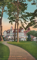 Postcard 2851 Hotel Del Monte Calif A117 Road Thousand Wonders Southern Pacific