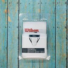 Lot Of 4 Wilson Adult Athletic Supporter, Size Xl