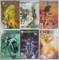 """New Mutants 7-12 Complete 6 Issue """"The Ties that Bind"""" Set Surge Elixir Prodigy"""