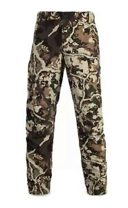 First Lite Guide Lite Men's Pants 38/33 Fusion Camo Lightweight Hunting Hiking